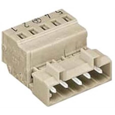 5X Wago 721-602 Terminal Block Pluggable, 2Pos, 28-12Awg - Walmart com