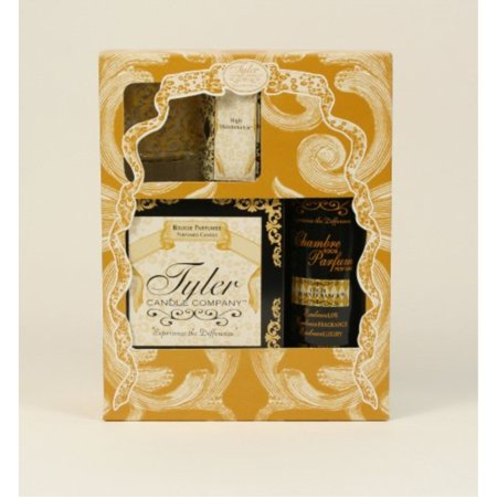 Tyler Candle Home Fragrance Gift Set,