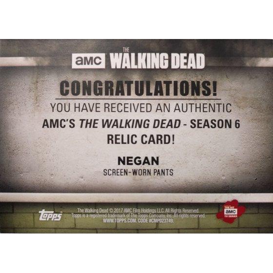 Topps Walking Dead Season 6 Trading Card Value Box Walmart
