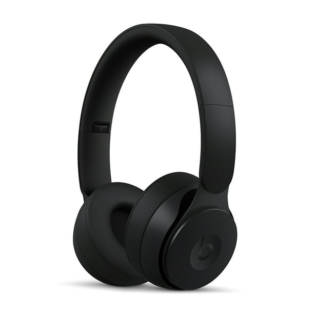 Beats Solo Pro Wireless Noise Cancelling On Ear Headphones With Apple H1 Headphone Chip Black Walmart Com Walmart Com