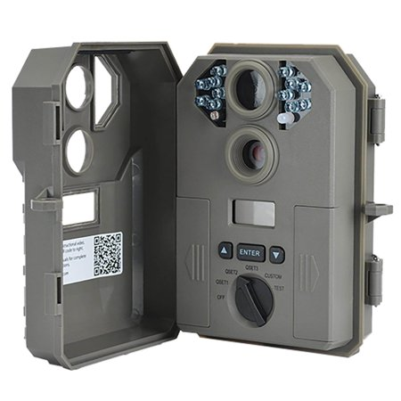 Stealth Cam P12 IR 6.0 MP Scouting Trail Hunting Game Camera with Video (2 Pack) - image 4 de 6