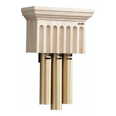 Nutone Maple Traditional Musical Wired Door Chime - Walmart.com