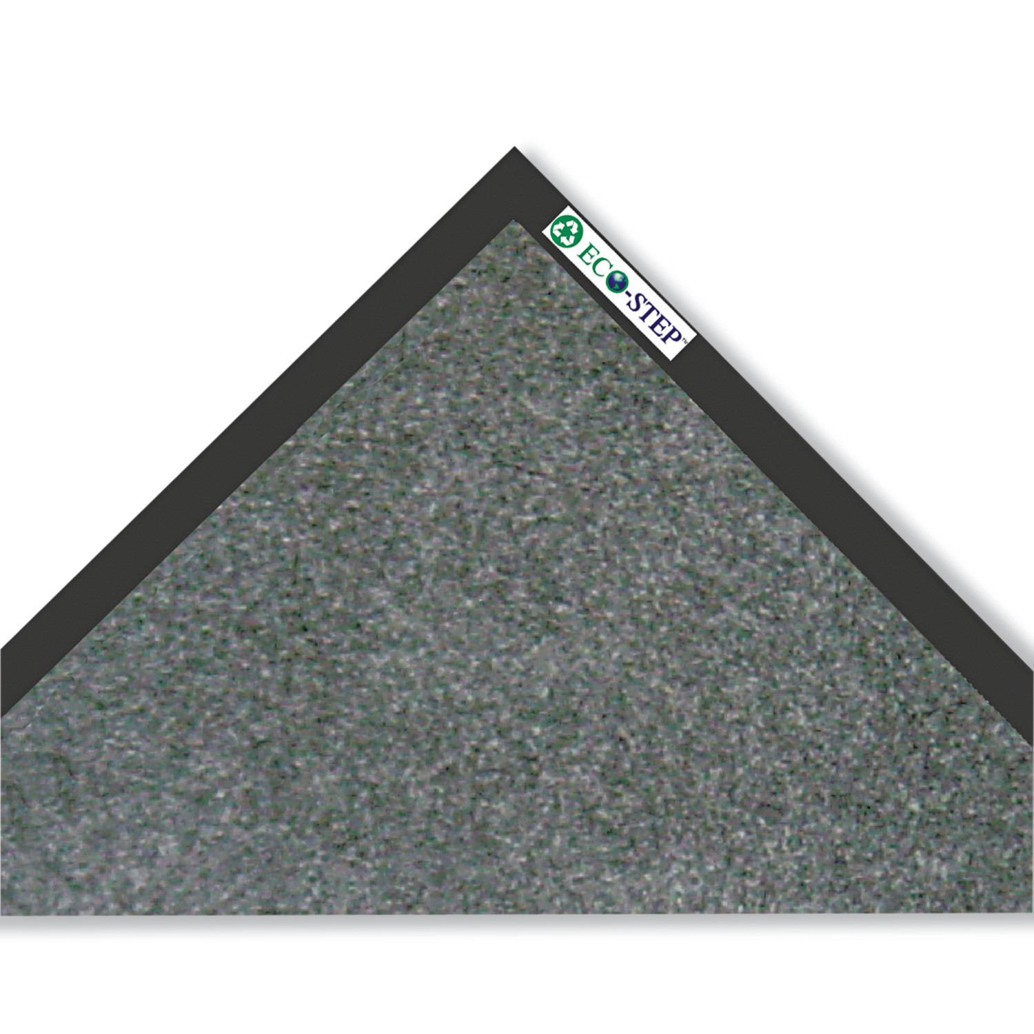 Crown EcoStep Mat, 48 x 72, Charcoal