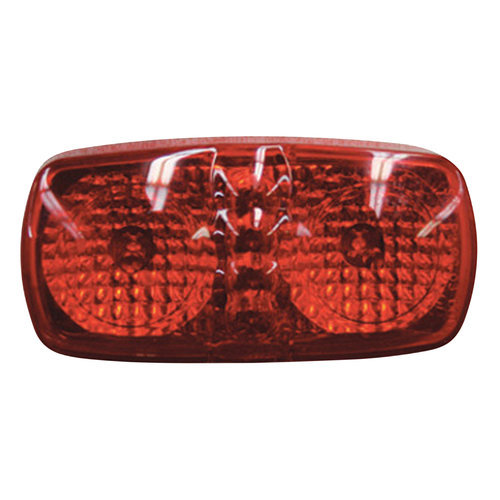 Blazer International LED Multi Faceted Marker Light, Red