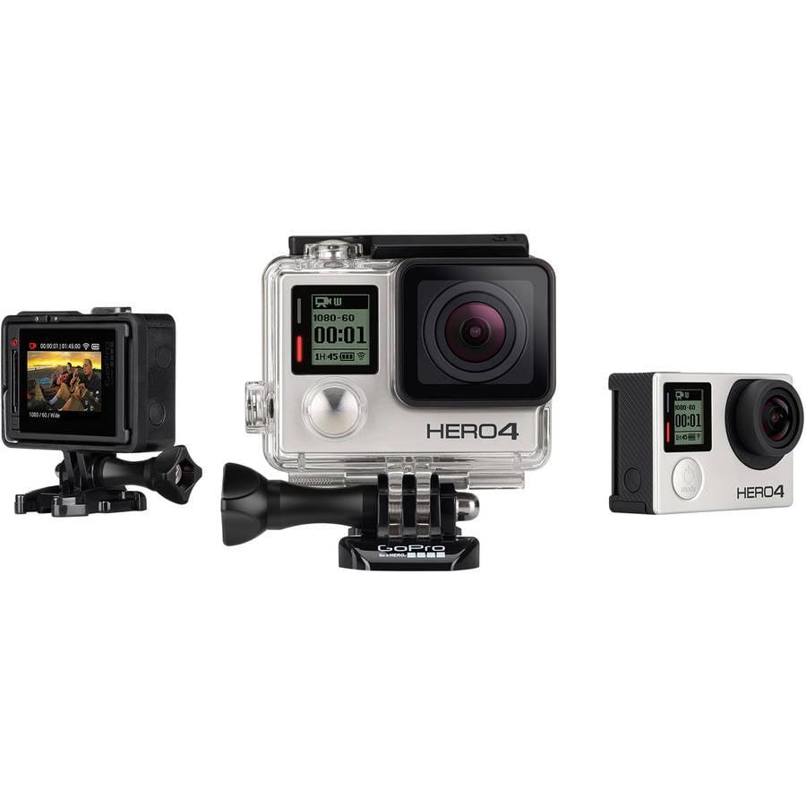 Camara De Video Videocámara de acción GoPro HERO4 edición plata + gopro en Veo y Compro