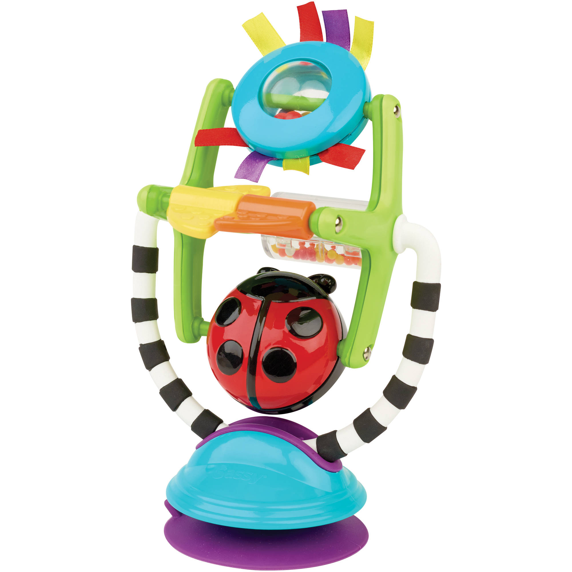 Sassy Sensation Station High Chair Toy