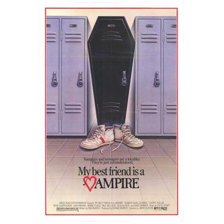 Halloween Costumes With Your Best Friend (My Best Friend Is a Vampire POSTER (27x40))