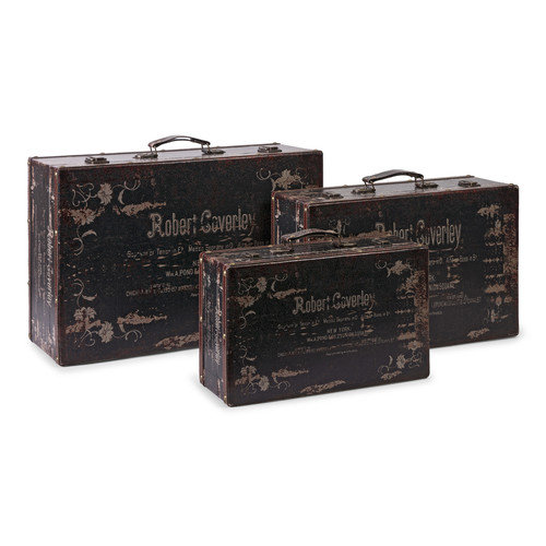 Wildon Home   Walden Suitcase Set (Set of 3)