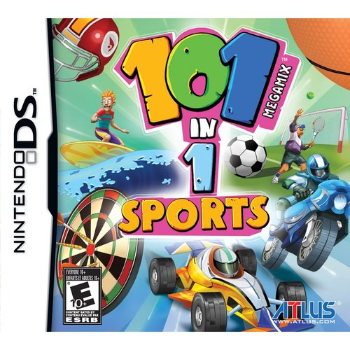 101 IN 1 Sports Megamix (DS)