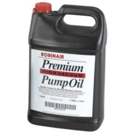 Robinair 1 GAL VACCUM PUMP OIL (Toyota Oil Pump)