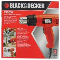 Black & Decker Power Tools HG1300 Dual Temperature Heat Gun