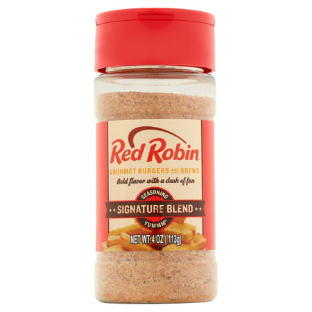 Red Robin Signature Blend Yumm Seasoning  4 Oz   Pack Of 8