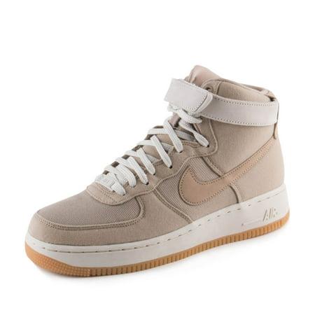 the best attitude 597d6 b09b5 Nike - Nike Womens Wmns Air Force 1 Hi UT Khaki Light Bone AJ2775-200 -  Walmart.com