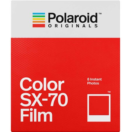Polaroid Originals Color Film for SX-70 (Polaroid Glow In The Dark)