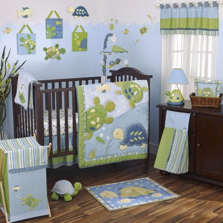 Turtle Baby Bedding Crib Sets