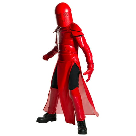 Star Wars Episode VIII - The Last Jedi Super Deluxe Child Praetorian Guard Costume - Star Wars Kids Dress Up