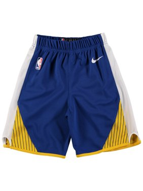 Product Image Golden State Warriors Nike Toddler Icon Replica Shorts - Royal b9d676f2d8d3