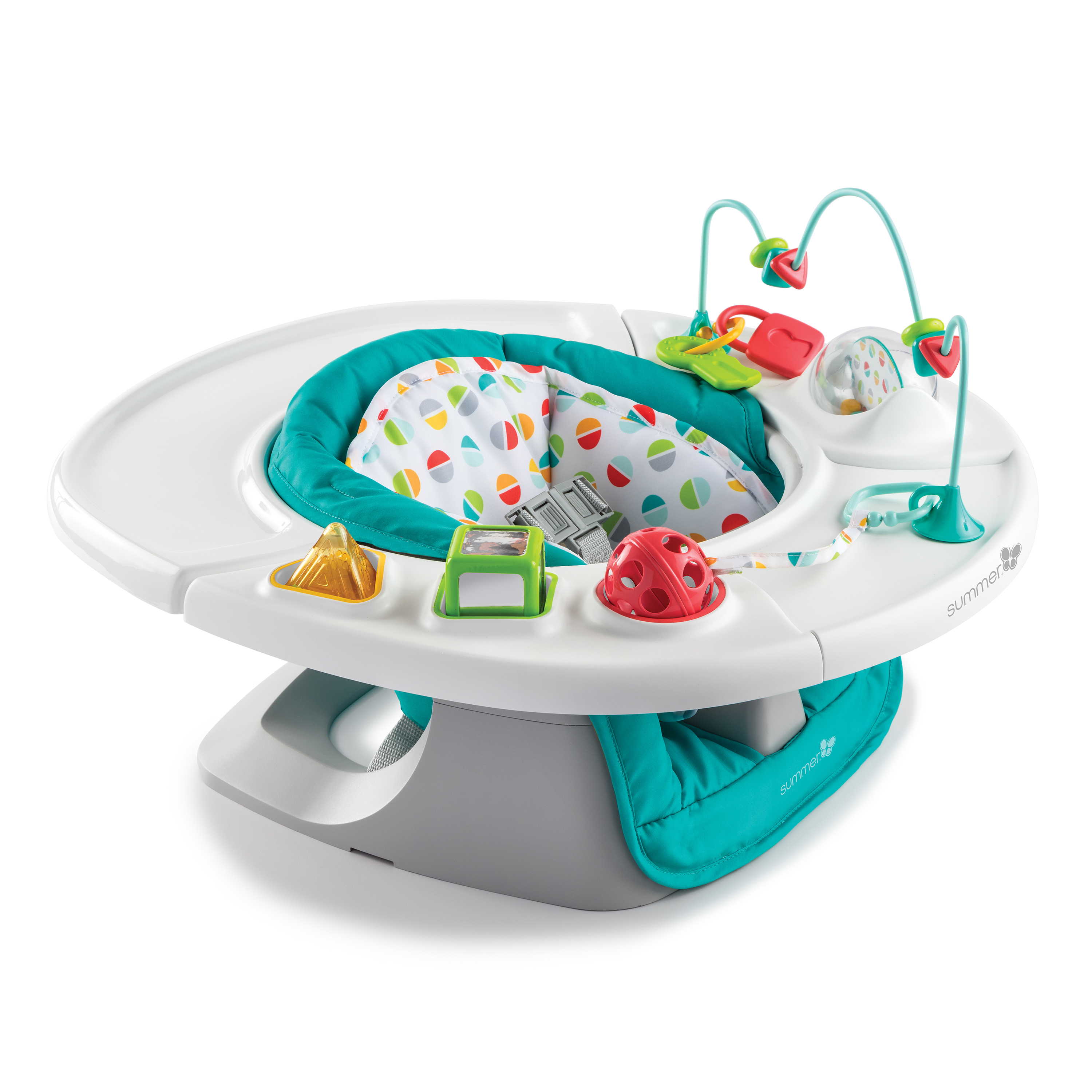 Summer Infant 4in1 Super Seat Neutral