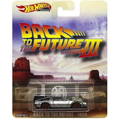 Back to The Future III 1955 Hot Wheels Retro Diecast Car 1:64
