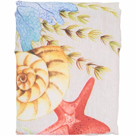 Better Homes And Gardens Sealife Rectangle Tablecloth