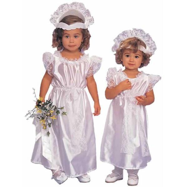 Toddler Bride Costume
