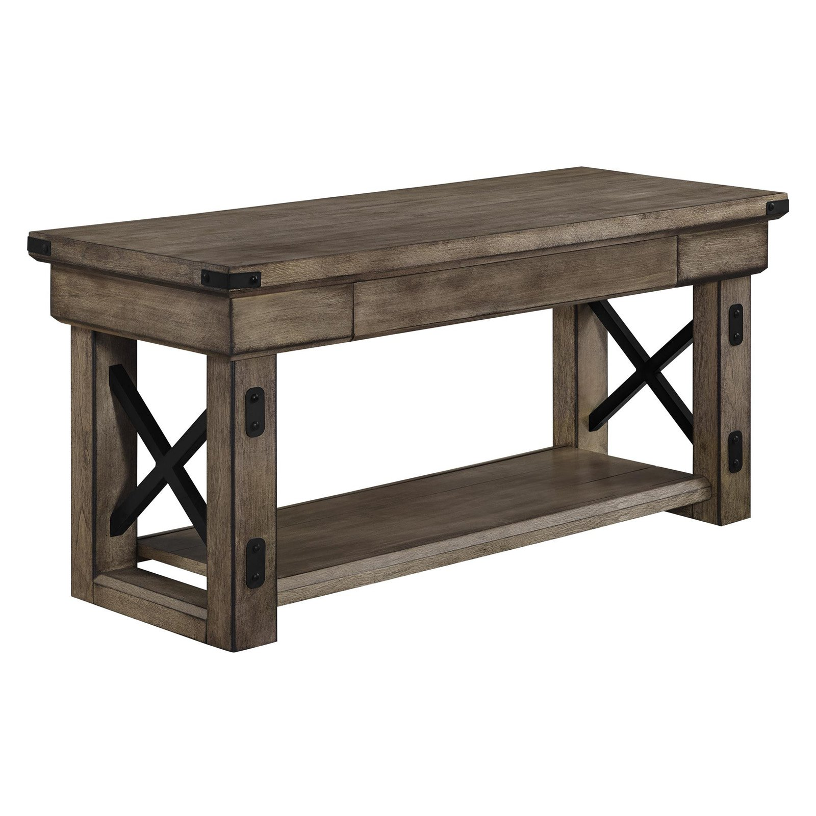 Ameriwood Home Altra Wildwood Entryway Bench