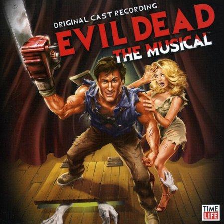 Evil Dead (CD) (explicit)