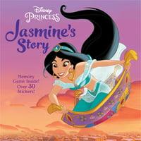 Jasmine's Story (Disney Aladdin) (Paperback)