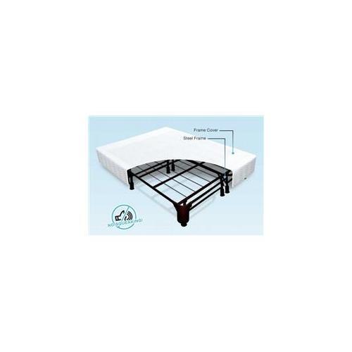 Spirit Sleep 200K-BBS 200K-BBS Spring King Size Folding Bed Frame with Cover