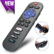 "New Remote Control for TCL 55"" Roku Smart LED TV 55S401 28S305 32S305 40S305 43S305 49S305 55S403 55S405"
