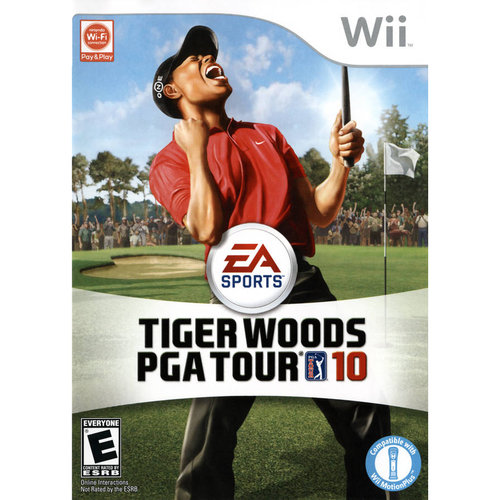 Electronic Arts Tiger Pga 10