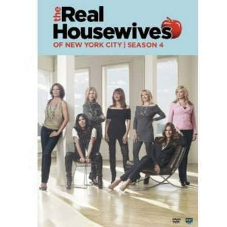 The Real Housewives of New York City: Season 4 (DVD) - New York City Halloween Events