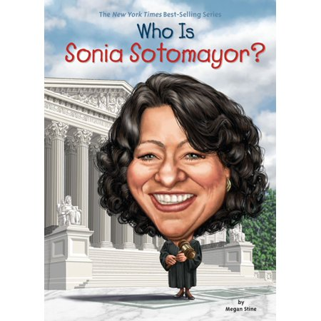 Who Is Sonia Sotomayor? - eBook
