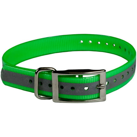 The Buzzard's Roost Reflective Collar Strap, 1