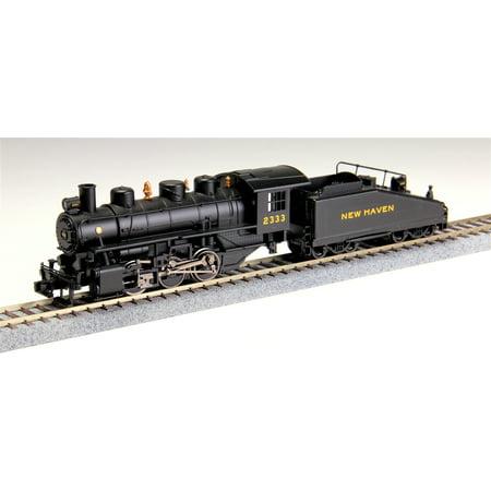 Bachmann 51606 HO New Haven USRA 0-6-0 w/Slope-Back Tender w/DCC Steam Loco