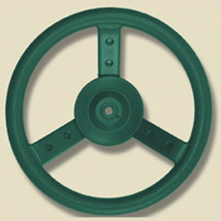 Eastern Jungle Gym Steering Wheel