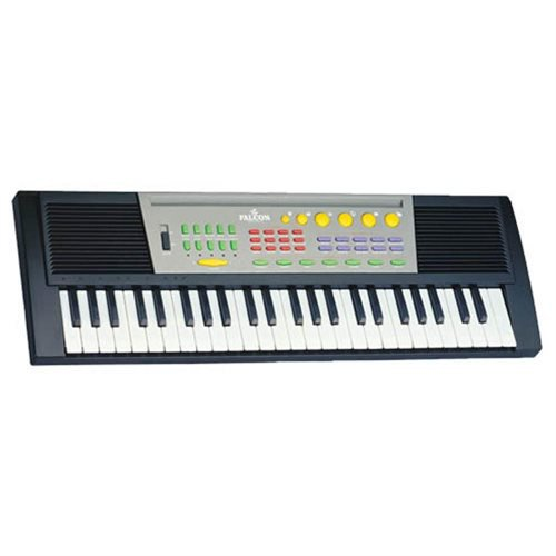Audster FK-49, 49-Key Portable Electronic Keyboard Piano with Microphone