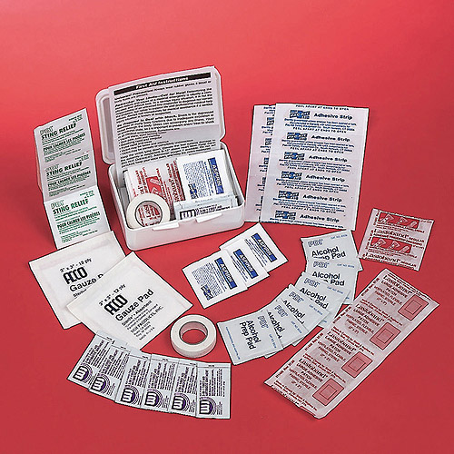 Orion Safety Products Runabout Marine First Aid Kit