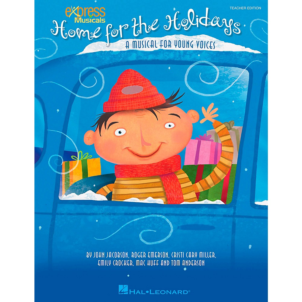 Hal Leonard Home For The Holidays - A Musical for Young Voices Classroom Kit