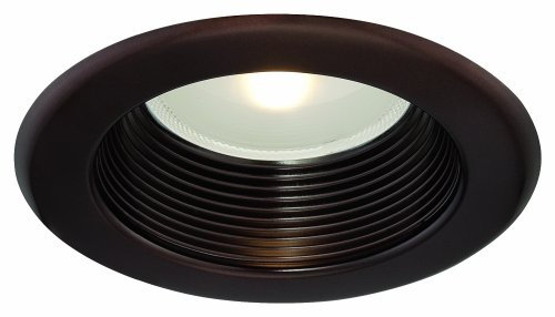 Thomas Lighting 190225715 4-Inch Led Recessed Trim, Bronze by Philips Consumer Luminaires