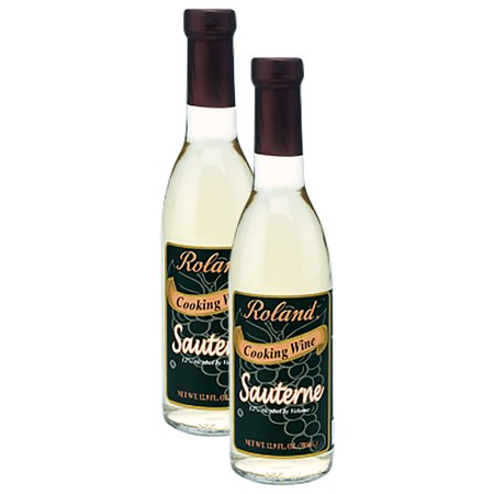 (2 Pack) ROLAND SAUTERNE COOKING - Round Red Wine