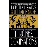 Thrones, Dominations : A Lord Peter Wimsey / Harriet Vane Mystery