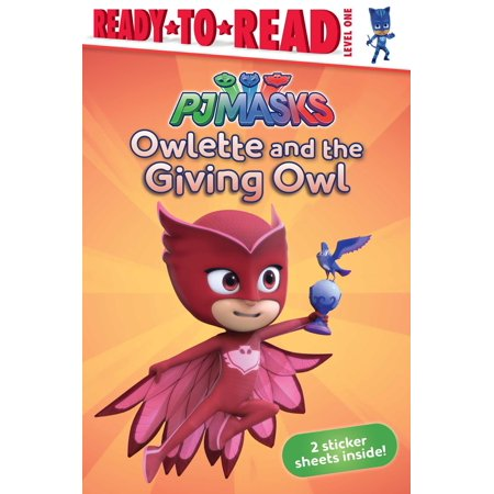 Edward The Owl (Owlette and the Giving Owl)