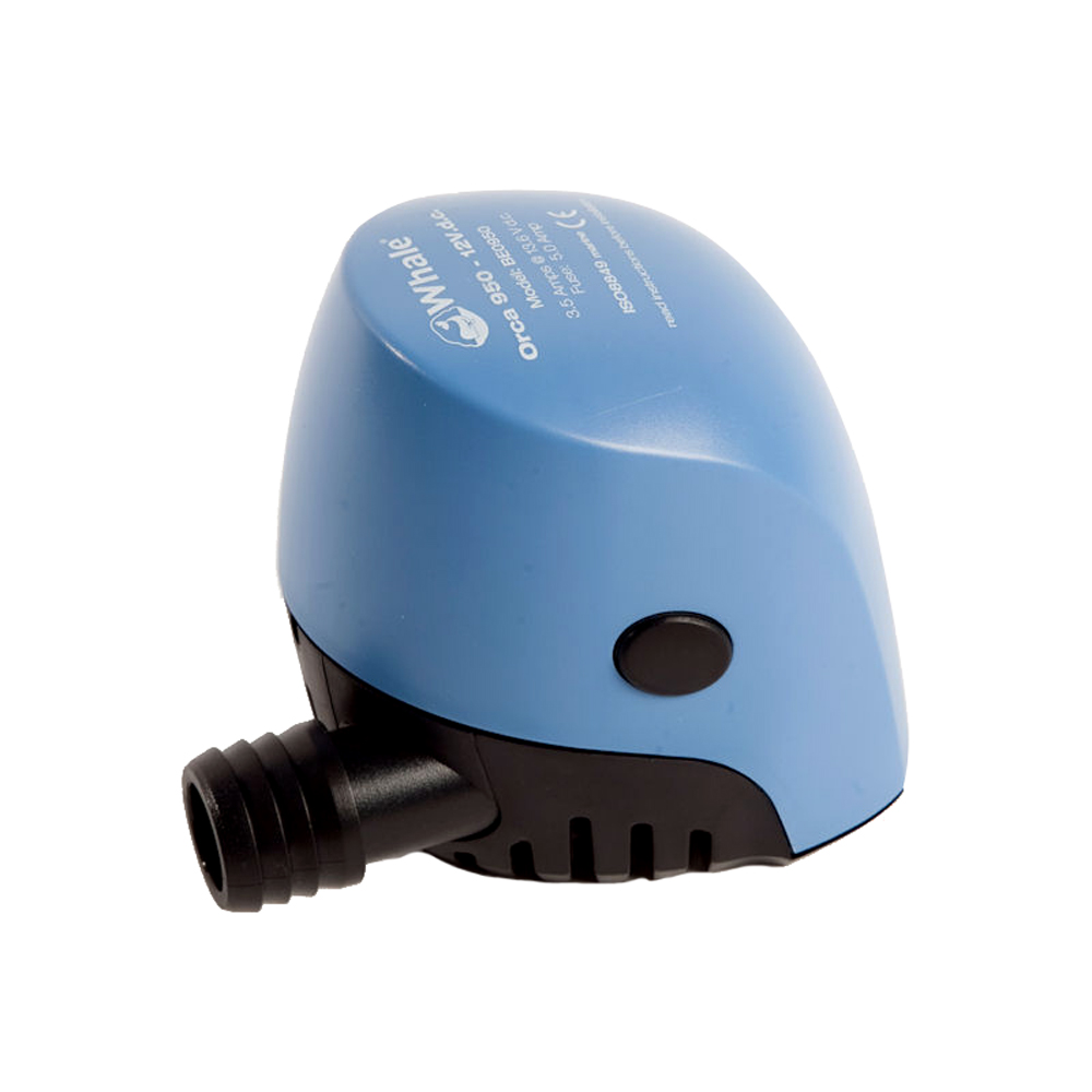 The Amazing Quality Whale Orca 950 GPH Submersible Bilge Pump 12V by