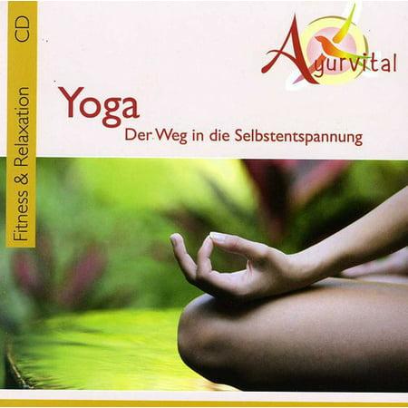 Ayurvital Yoga Fitness & Relaxation Der Weg Die - Ayurvital Fitness & Relaxation Yoga Der Weg Die [CD]