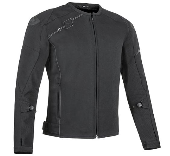 Speed & Strength Light Speed Textile Jacket Black
