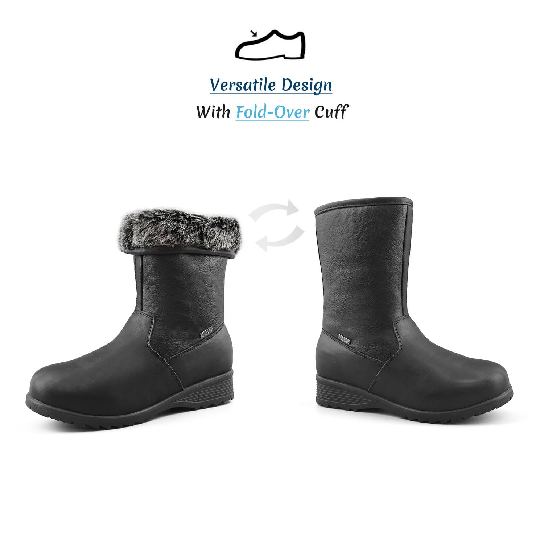 Alaska snow boots