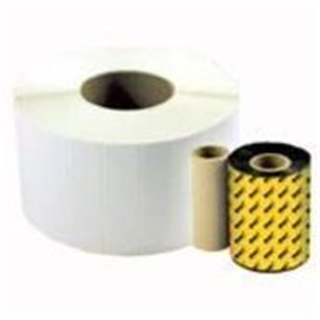 Wasp WXR Resin Ribbon For WPL305 and WPL606 Label Printers - Black