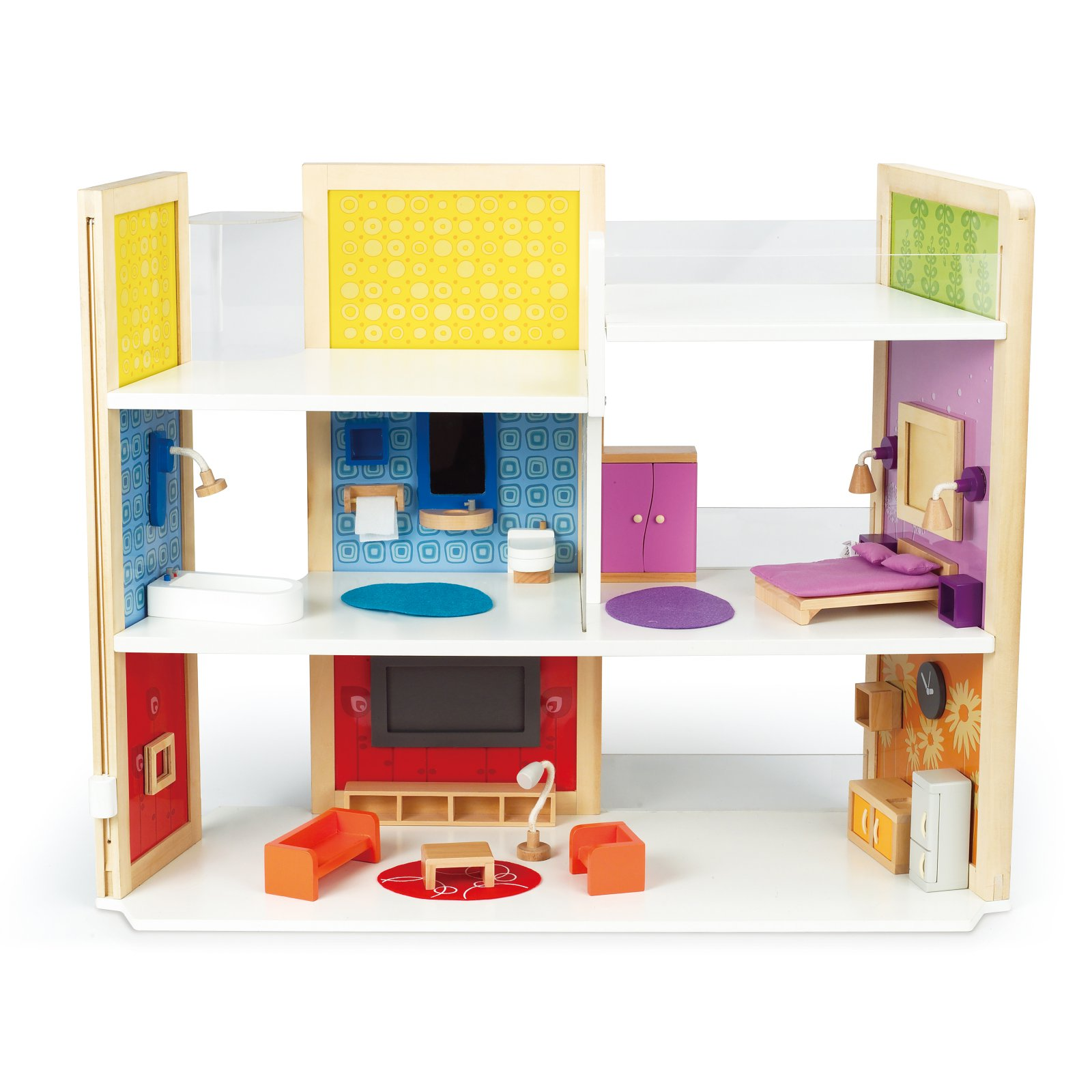 Hape-DIY Dream House
