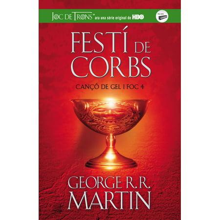 Festí de corbs (Cançó de gel i foc 4) - eBook